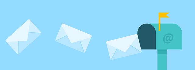 メールアドレスの移転