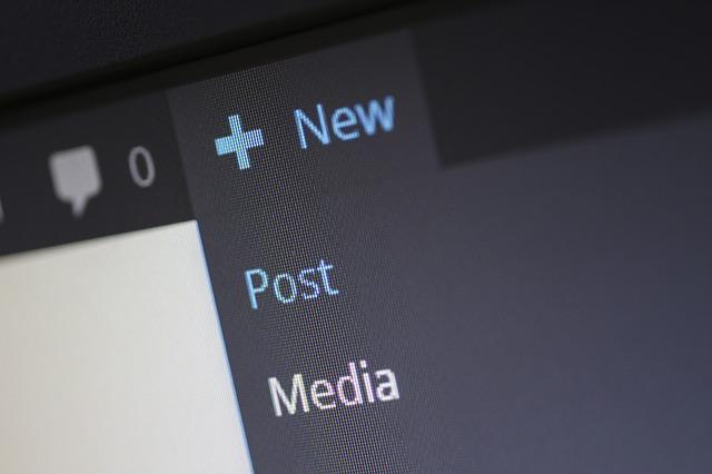 ネームサーバー変更前のWordPress確認